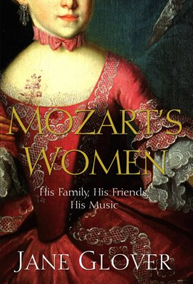 Book cover for Mozart's Women